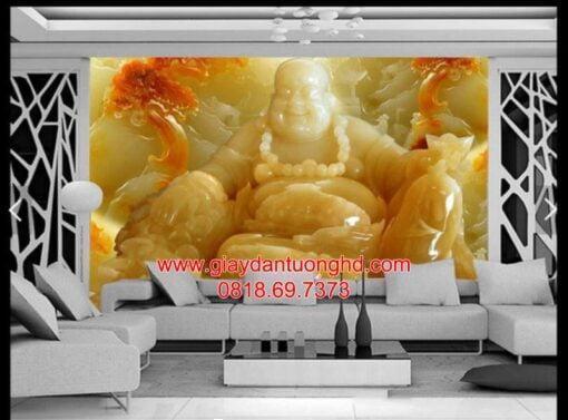 Tranh dán tường Phật