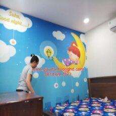 Thi công tranh dán tường trẻ em-25