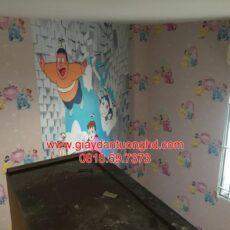 Thi công tranh dán tường trẻ em-52